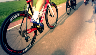 Fast forward wielen